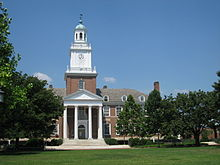 220px-Gilman_Hall,_Johns_Hopkins_University,_Baltimore,_MD